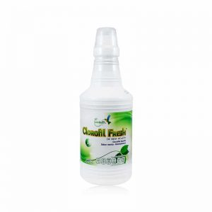 Clorofil Fresh 750ml Sabor menta